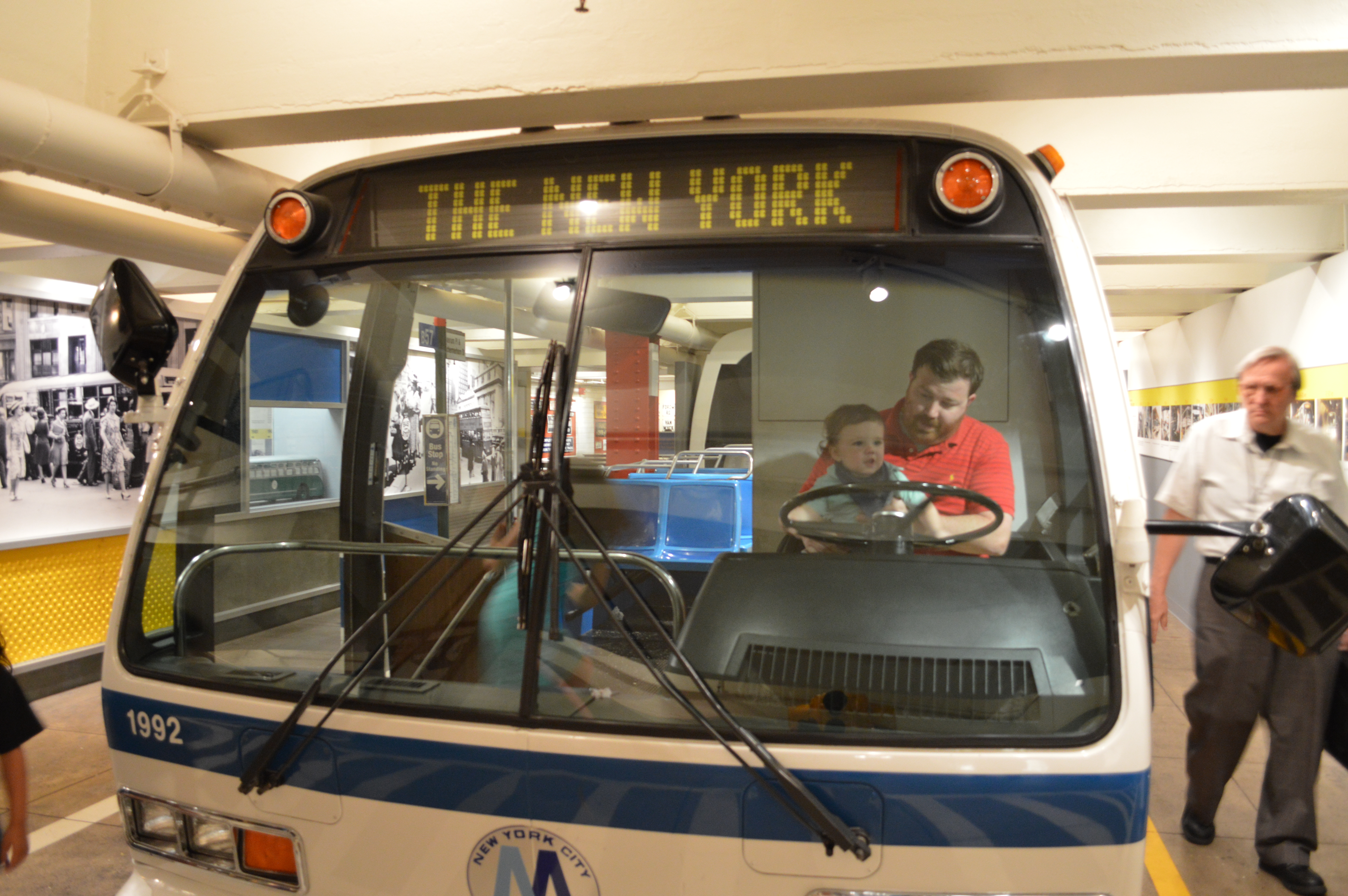 City to country mouse my nyc bucket list and then some for Nyc transit museum hours